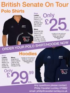 Hoodie & polo shirt