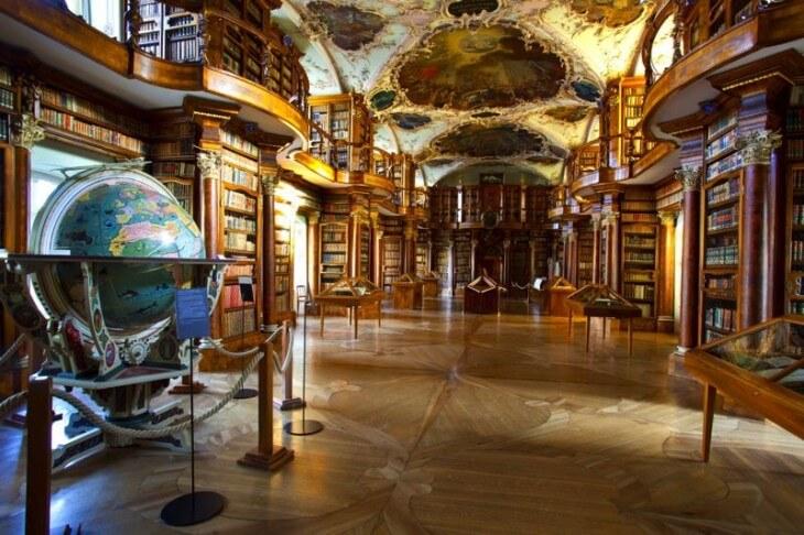 St Gall Monastery - JCI Swiss Senate